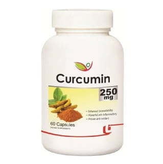 Biotrex Curcumin (250 mg),  60 capsules