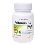 Biotrex Vitamin B6  100 mg