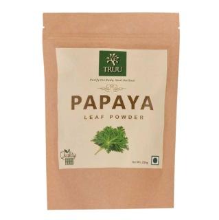 Truu Papaya Leaf Powder,  0.250 kg
