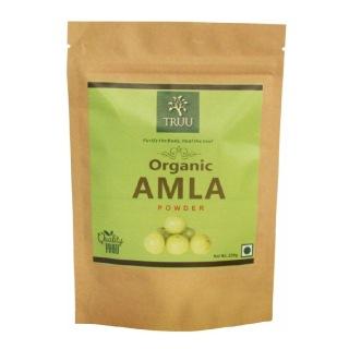 Truu Organic Amla Powder,  0.250 kg