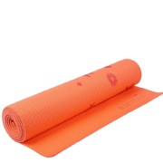 Strauss Floral Yoga Mat  Orange 6 mm