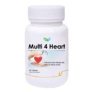 Biotrex Multi 4 Heart  60 tablet s  Unflavoured