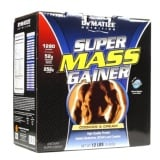 Dymatize Super Mass Gainer,  Cookies & Cream  12 Lb