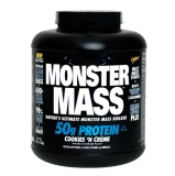 Cytosport Monster Mass,  Cookies  5.95 Lb