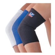 LP Support Elbow Support(649),  Blue,White & Black  Medium
