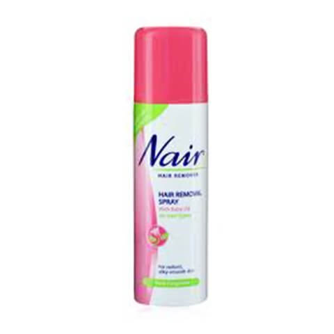 Nair Hair Removal Spray 200 Ml Rose Online In India Healthkart Com