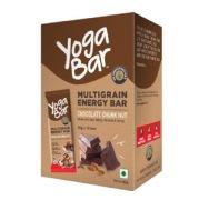 Yogabars Multigrain Energy Bars  10 bar s  Chocolate Brownie
