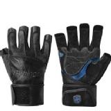 Harbinger Flex Fit Classic Wrist Wrap Gloves,  Black  Extra Extra Large