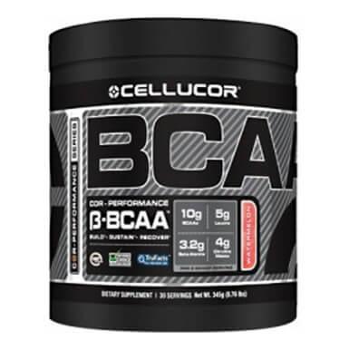 Cellucor COR-Performance BCAA W/Ergogenics,  0.76 lb  Lemon