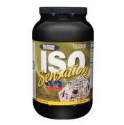 Ultimate Nutrition ISO Sensation 93,  2 lb  Cookies & Cream