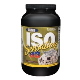 Ultimate Nutrition ISO Sensation 93,  2 Lb  Cookies