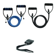 B Fit USA Exercise Resistance Bands Set of 2