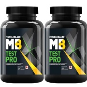 MuscleBlaze Natural Testosterone Booster   Pack of 2