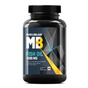 MuscleBlaze Fish Oil  1000 mg