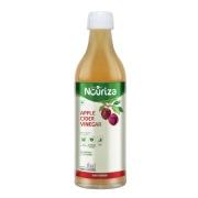 Nouriza Apple Cider Vinegar with Mother  0.5 L Unflavoured  Glass Bottle