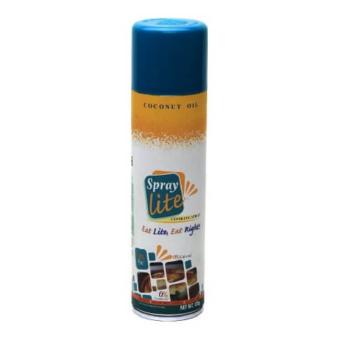 Spray lite Cooking Spray Coconut Oil,  0.175 kg