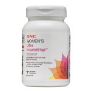 GNC Women's Ultra Nourish Hair Tab, 120 caplets Unflavoured
