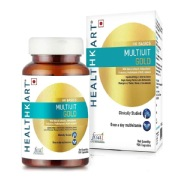 HealthKart Multivit Gold 5 in 1 MultiVitamin