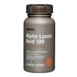 GNC Alpha Lipoic Acid,  60 softgels