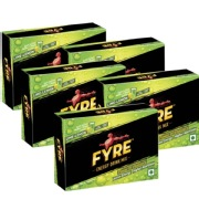 Fyre Energy Drink Mix Pack of 5