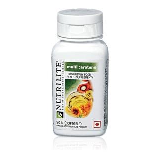 Amway Nutrilite Multi Carotene,  90 softgels