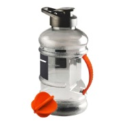 Gym Brute Gallon Bottle, Orange 1500 ml
