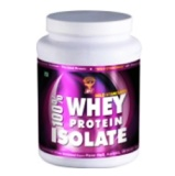 SNT 100% Whey Protein Isolate,  Strawberry  2.2 Lb