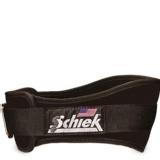 Schiek Workout Belt 6 Inch,  Black  Small