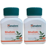 Himalaya Shallaki 60 tablet s  Pack of 2